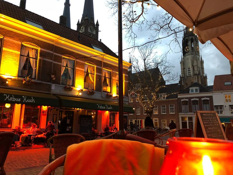 A Delft day trip from Amsterdam -  Kobus Kuch for the pie