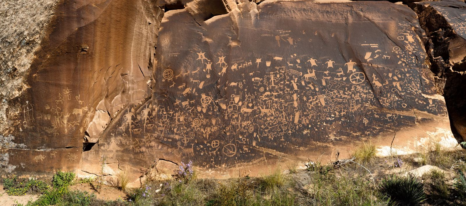 Newspaper Rock - Things to do in Blanding Utah