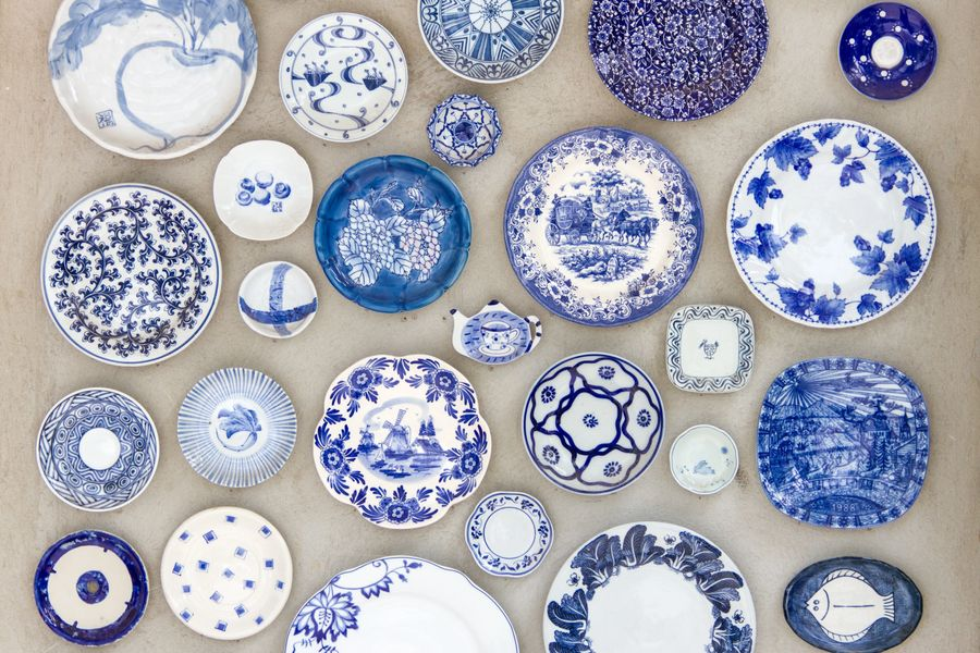 A Delft day trip from Amsterdam - Delft Blue Pottery