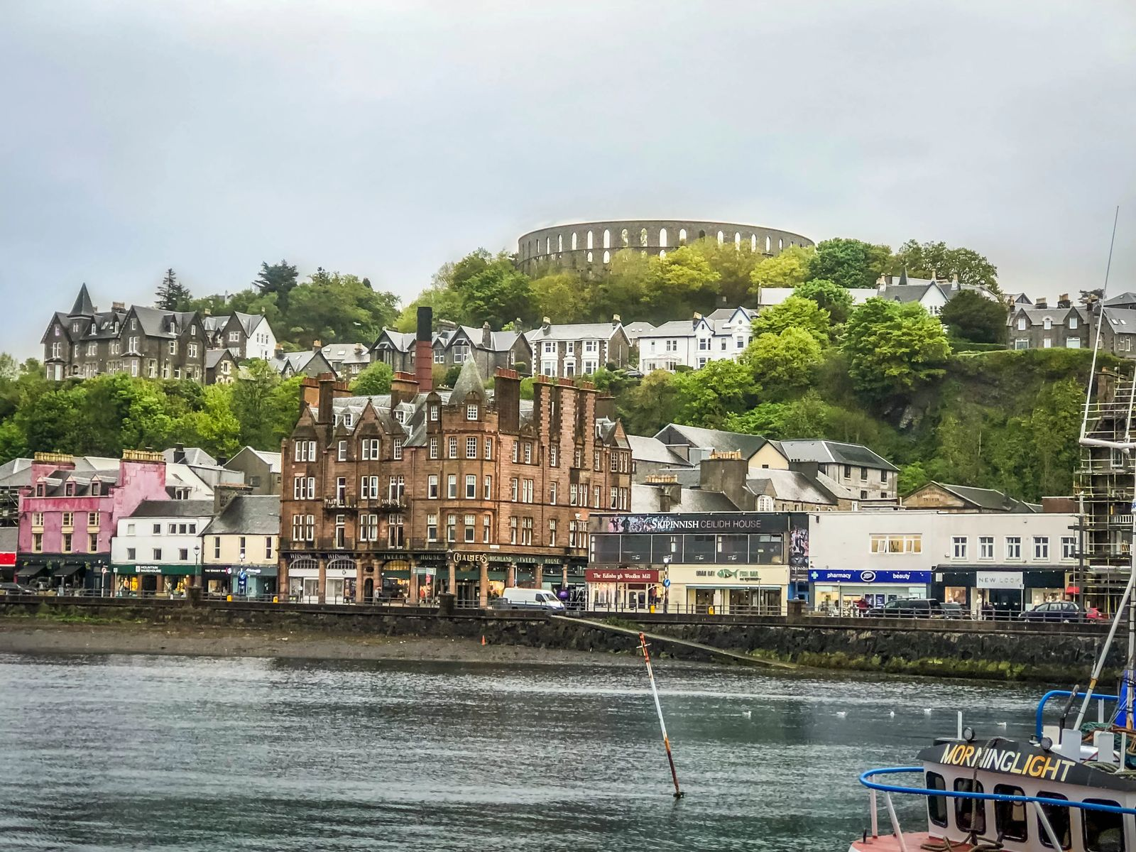 Things to do in Oban Scotland