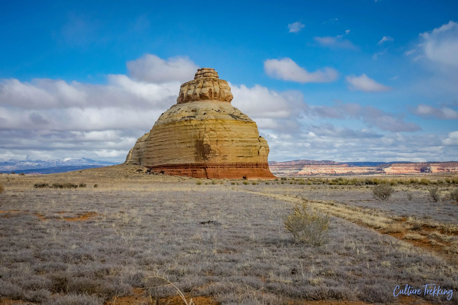 Church Rock - Things to do in Blanding Utah