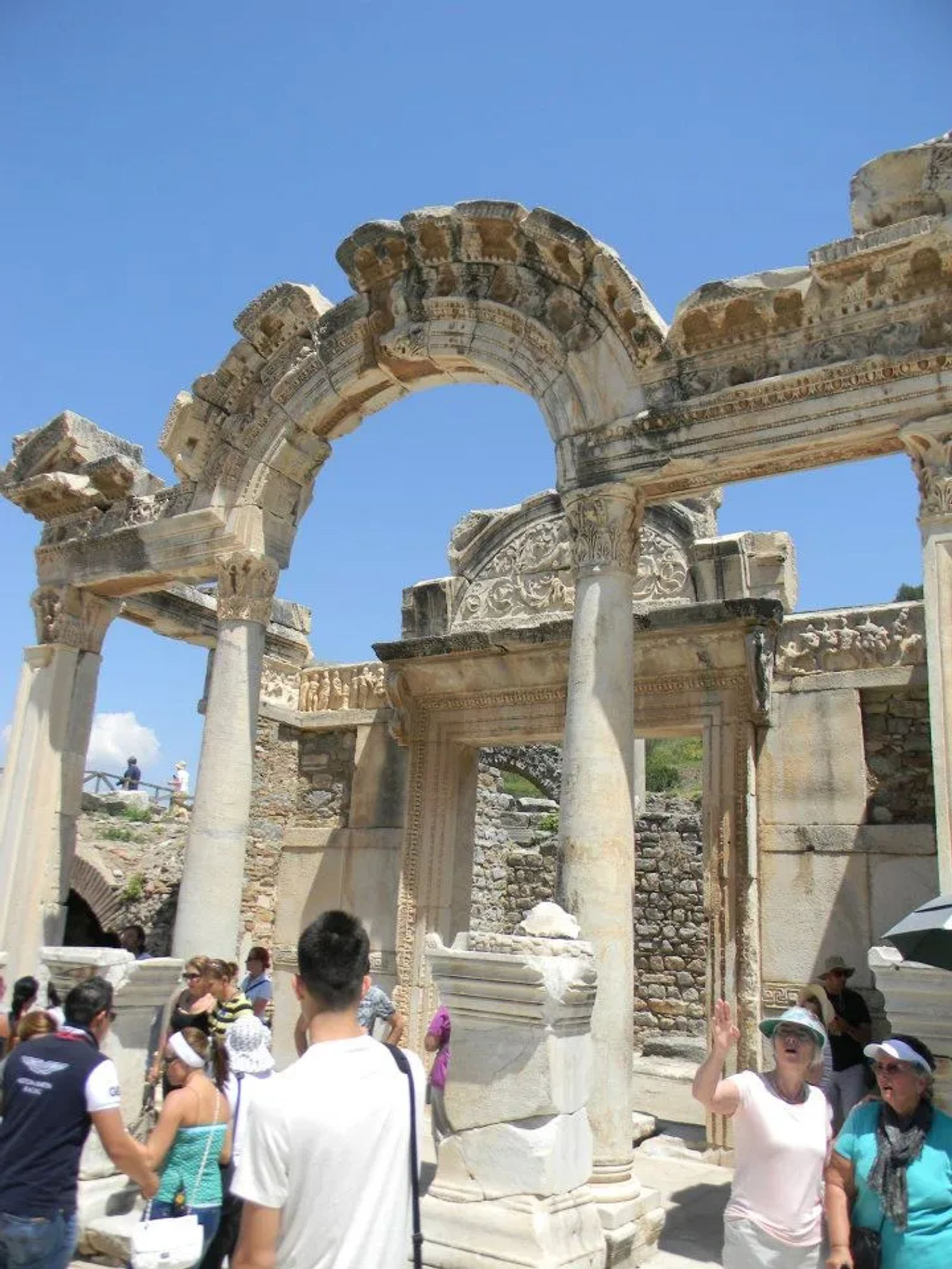 Visit Ephesus on a shore excursion - Culture Trekking - #Ephesus #EphesusTurkey #Ephesusshoreexcursion