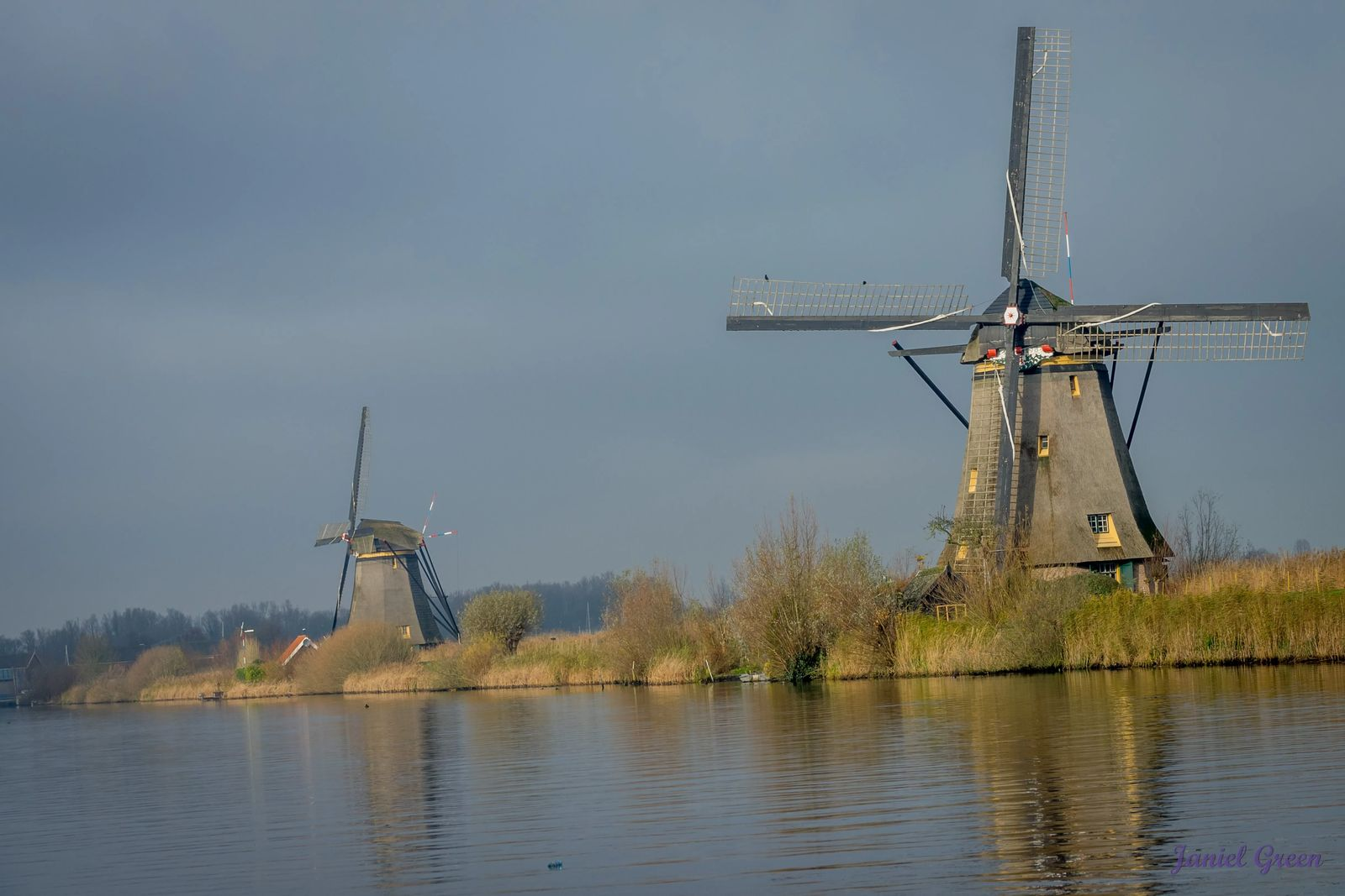 history of Windmills in the Netherlands