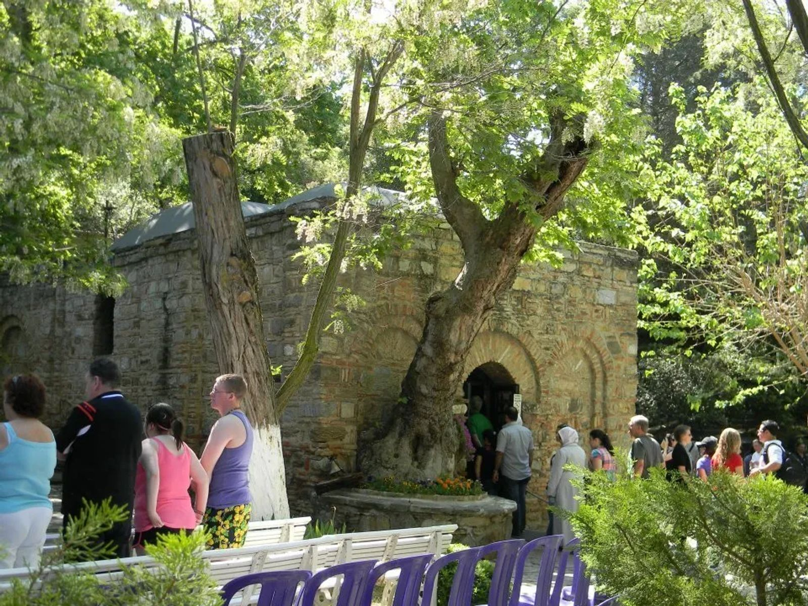 Shrine of the Virgin Mary - Ephesus Excursion