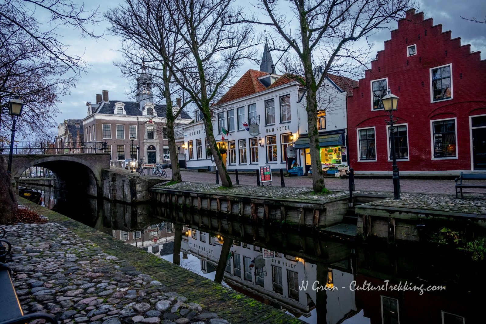 Edam Cheese in the Netherlands