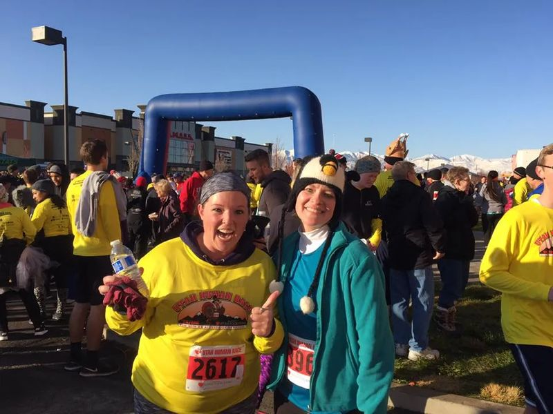 Thanksgiving activities near Salt Lake City. A Thanksgiving Run with the Utah Food bank