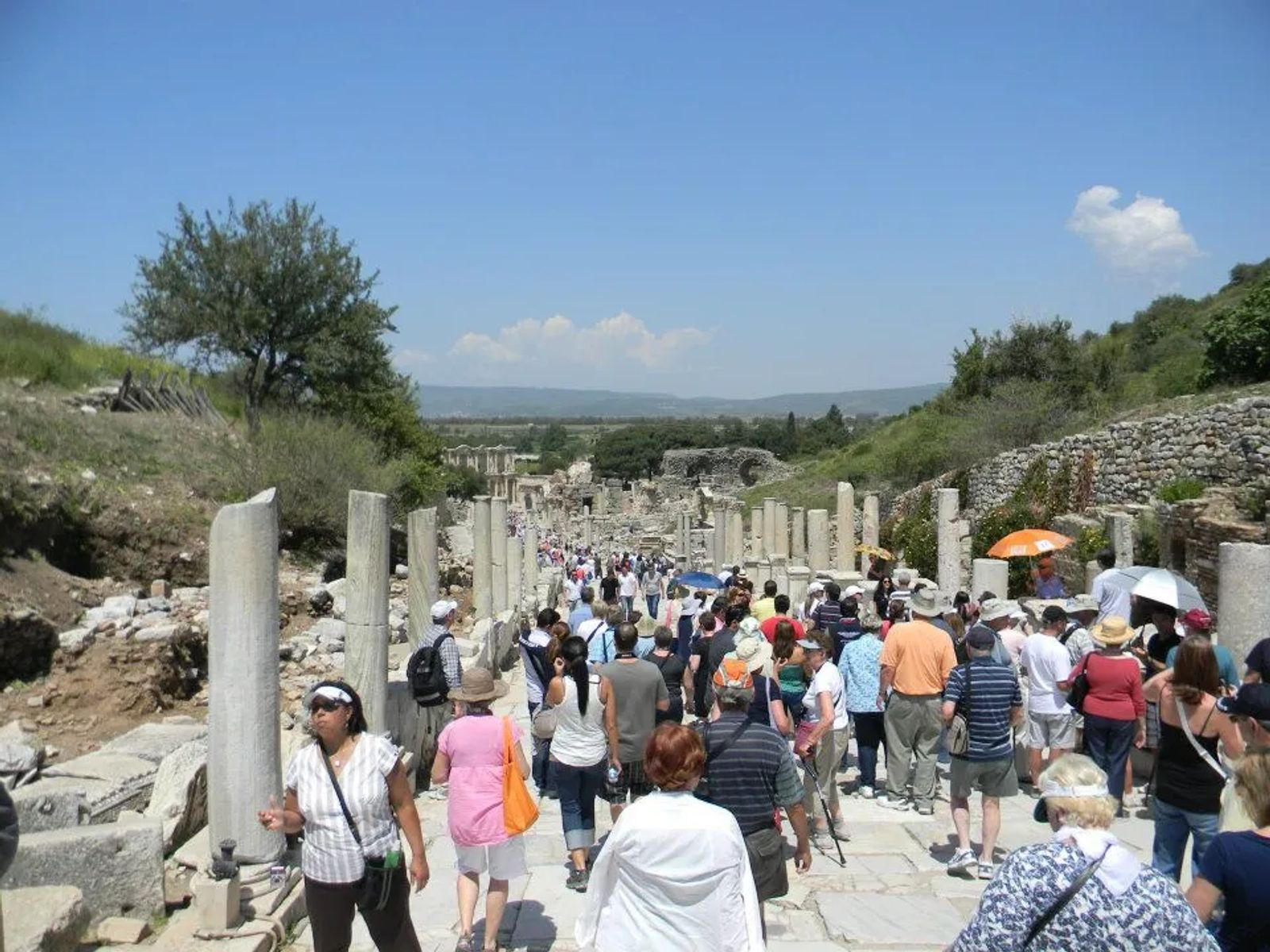 Visit Ephesus on a shore excursion - Culture Trekking - #Ephesus #EphesusTurkey #HistoryofEphesus