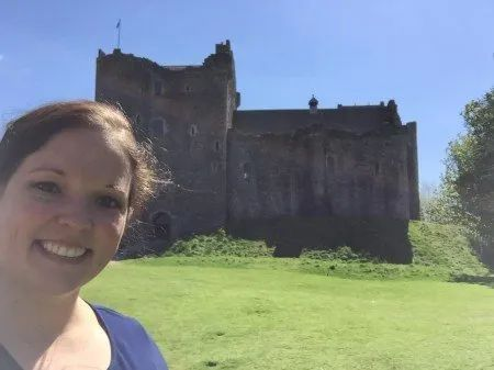 Outlander Self Guided Tour