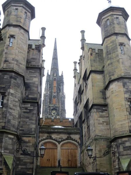 What to see on the royal mile in edinburgh