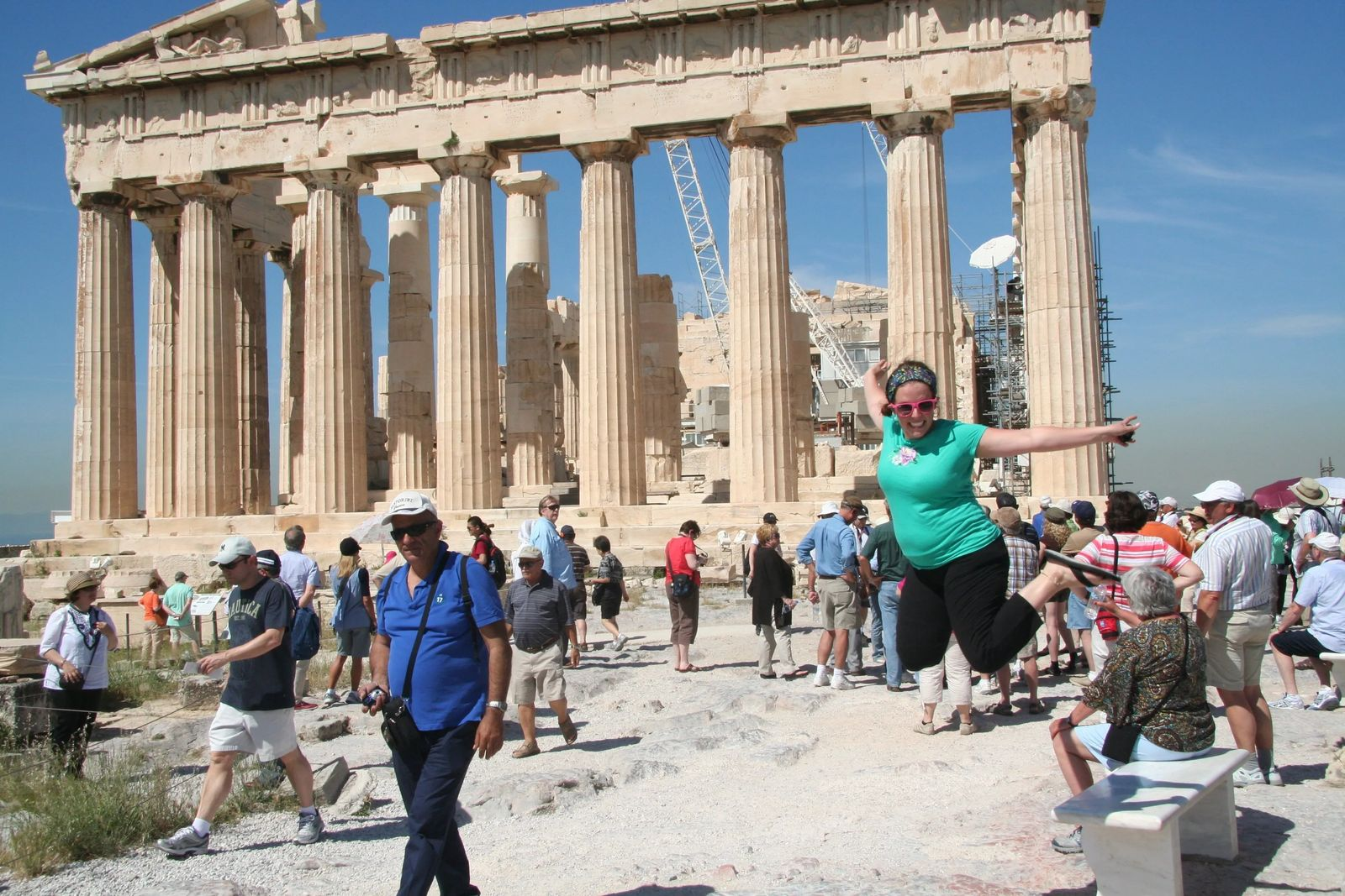 Visiting the Acropolis in Greece - Culture Trekking - #visitingtheacropolis #Greece #HistoryoftheAcropolis