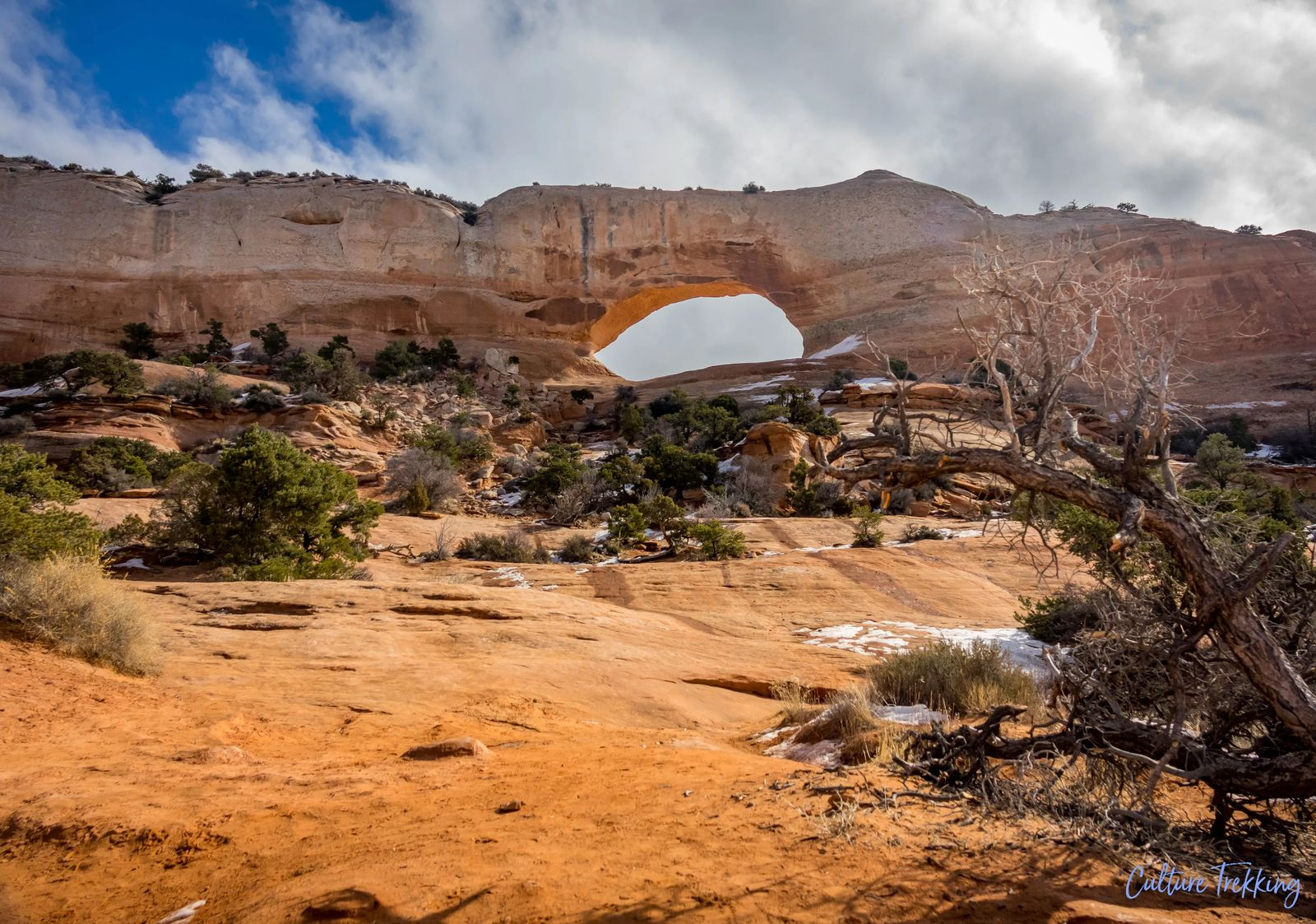 Wilson's Arch - Things to do in Blanding Utah