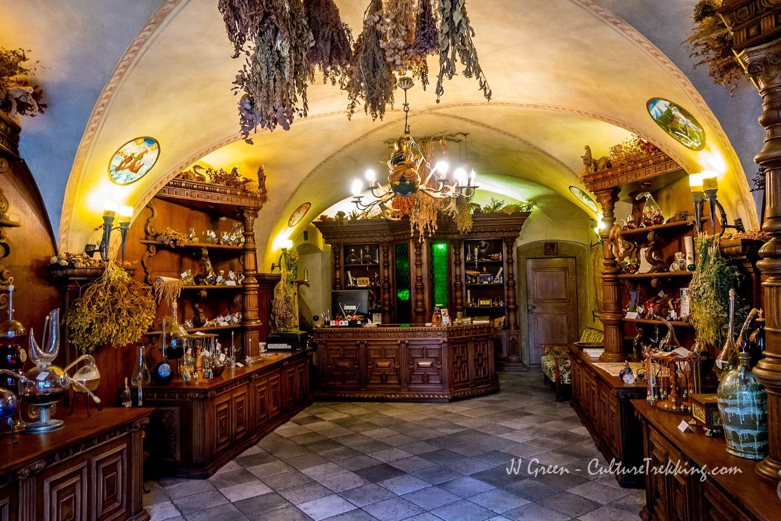 The Alchemist Museum in Prague