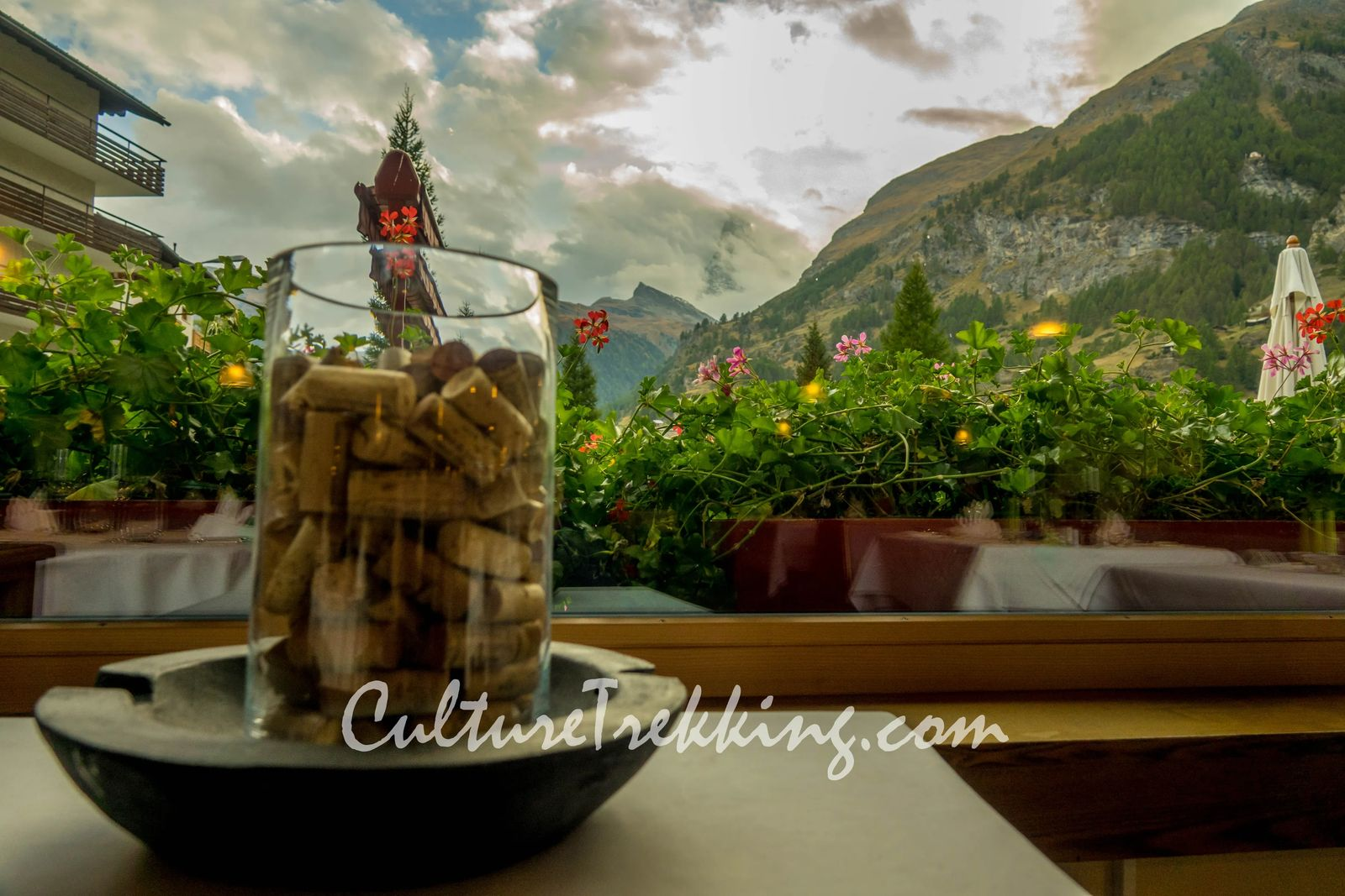 Christiana Mountain Spa & Resort, in Zermatt Switzerland